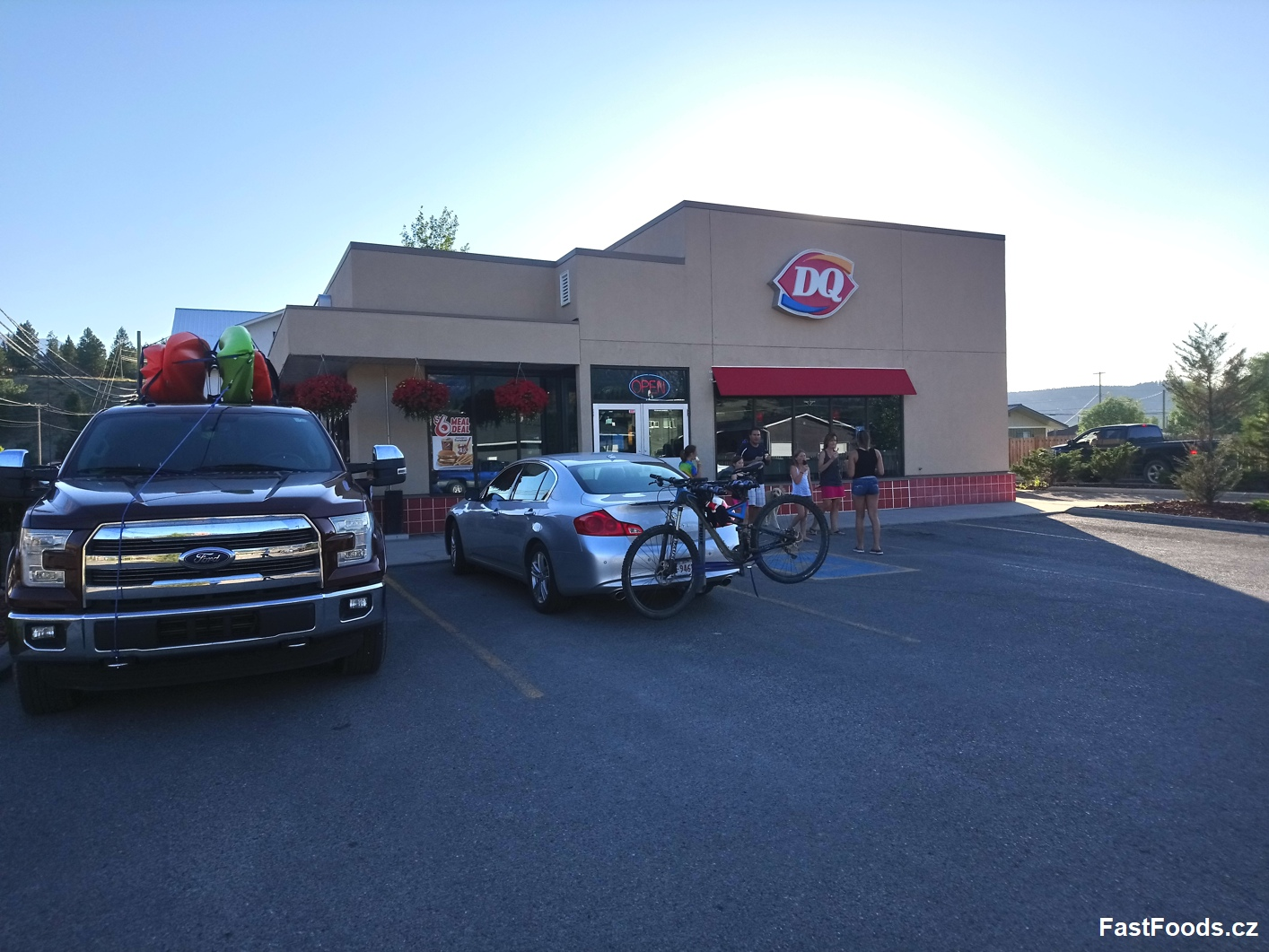 DQ Grill & Chill - Laurier St, Invermere, Kanada