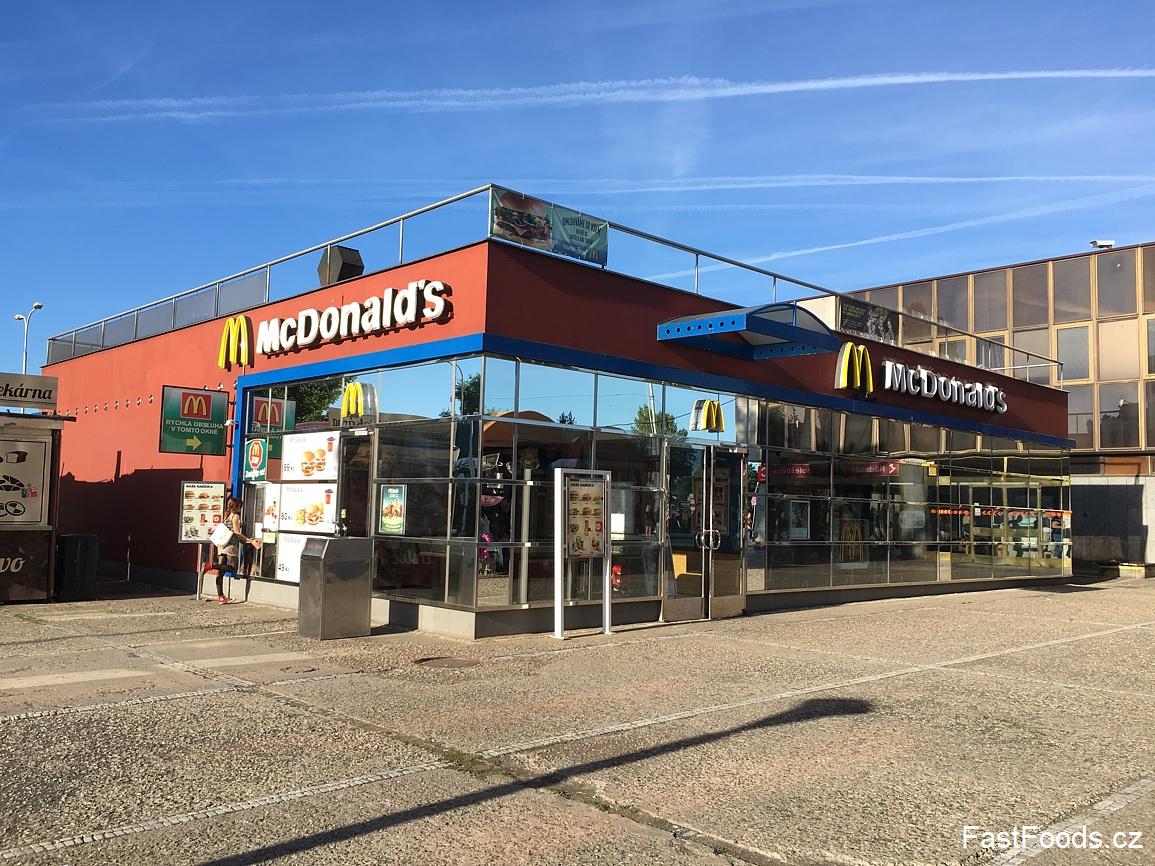 mcdonalds nadrazi holesovice fastfoods.cz